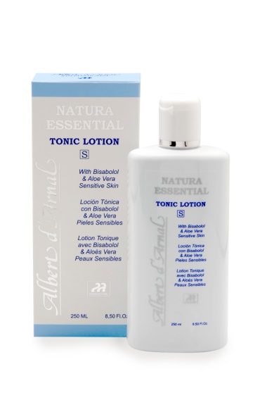TONIC LOTION -S- Pieles sensibles 1