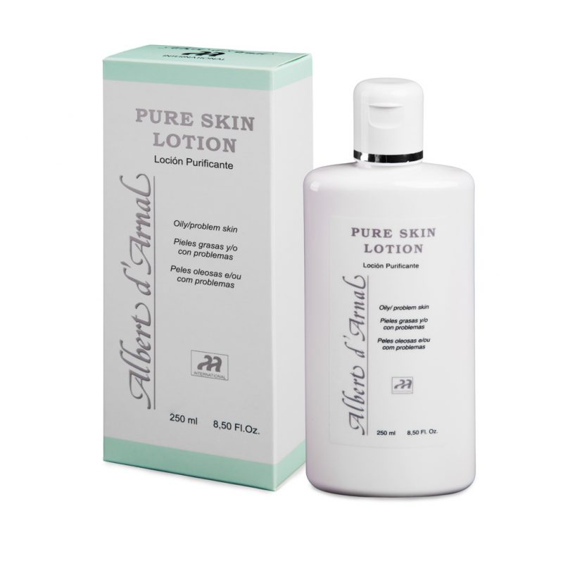 PURE SKIN LOTION. Tonifying and astringent 1