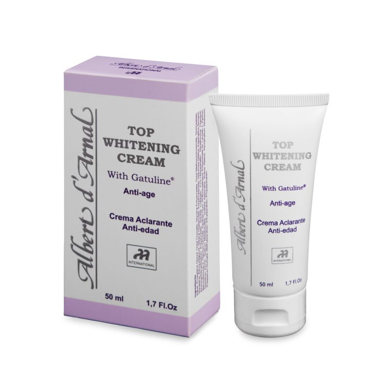 TOP WHITENING CREAM. Aclarante. Anti-edad 1