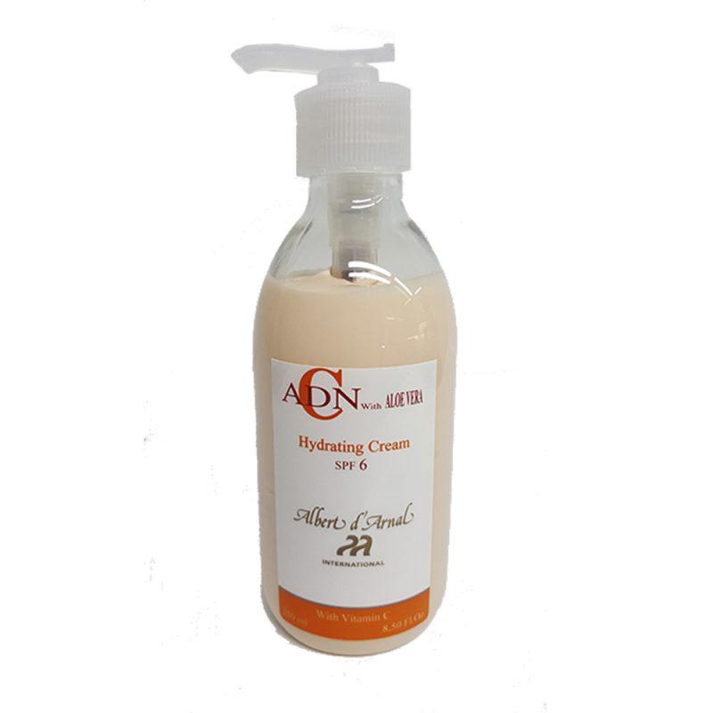 crema facial adn y vitamina c