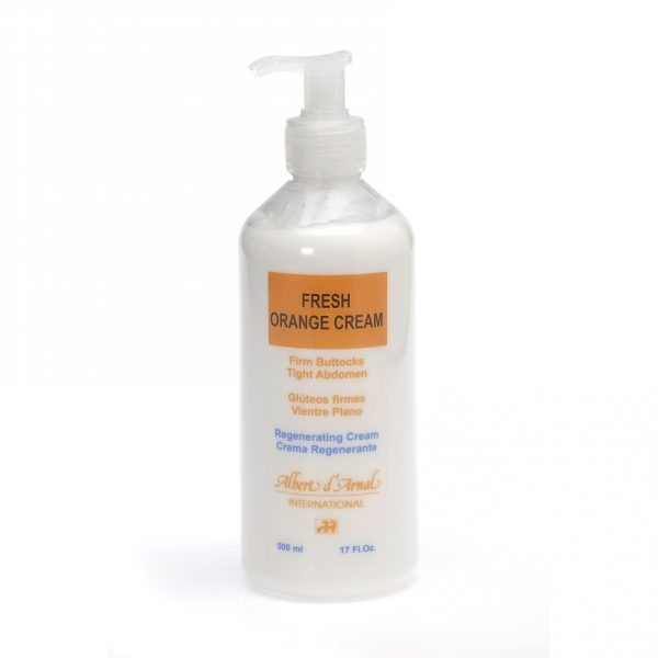 Crema FRESH ORANGE, Glúteos firmes. Vientre plano 1