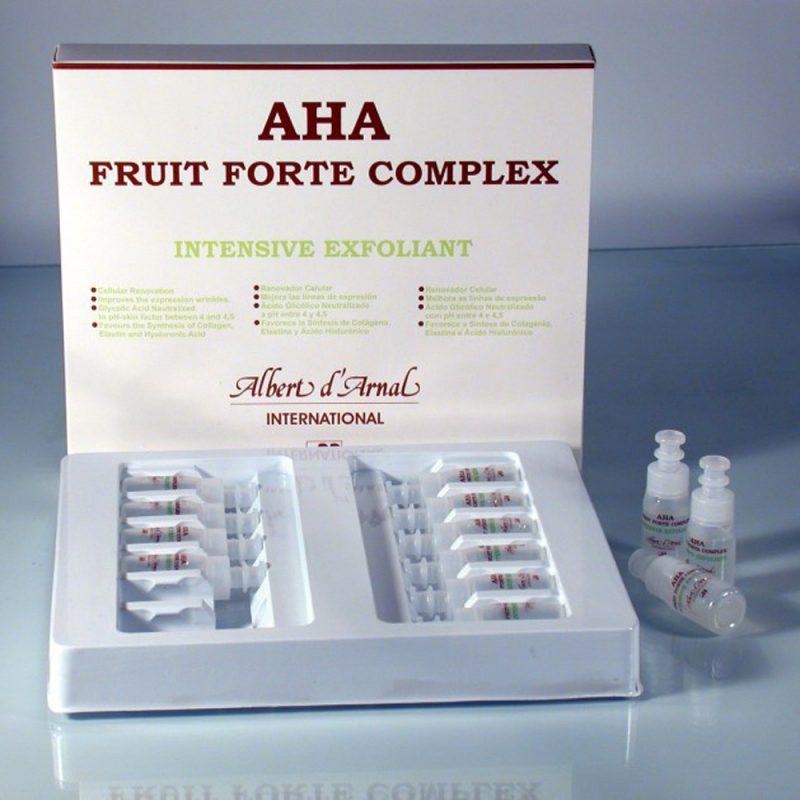 EXFOLIANTE INTENSIVO AHA FRUIT FORTE COMPLEX 1