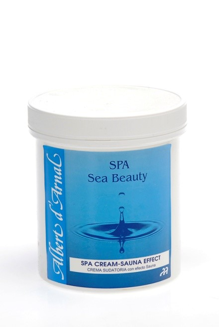 SPA CREAM-SAUNA EFFECT. Crema de Sudación 1