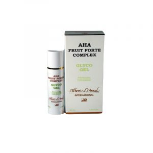 aha fruit forte gel acido glicolico