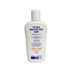 crema solar ultra protectora