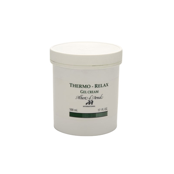 gel crema thermo relax