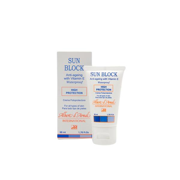 crema solar alta proteccion
